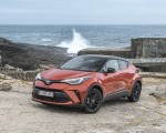 2020 Toyota C-HR Hybrid (Euro-Spec) Front Three-Quarter Wallpapers 150x120 (26)
