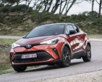 2020 Toyota C-HR Hybrid (Euro-Spec) Front Three-Quarter Wallpapers 150x120 (3)