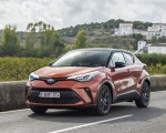 2020 Toyota C-HR Hybrid (Euro-Spec) Front Three-Quarter Wallpapers 150x120 (28)