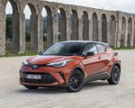 2020 Toyota C-HR Hybrid (Euro-Spec) Front Three-Quarter Wallpapers 150x120 (29)