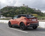 2020 Toyota C-HR Hybrid (Euro-Spec) Rear Three-Quarter Wallpapers 150x120 (8)