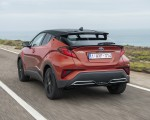 2020 Toyota C-HR Hybrid (Euro-Spec) Rear Three-Quarter Wallpapers 150x120 (9)