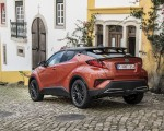 2020 Toyota C-HR Hybrid (Euro-Spec) Rear Three-Quarter Wallpapers 150x120 (44)