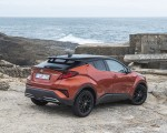 2020 Toyota C-HR Hybrid (Euro-Spec) Rear Three-Quarter Wallpapers 150x120 (36)