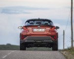 2020 Toyota C-HR Hybrid (Euro-Spec) Rear Wallpapers 150x120 (22)