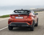 2020 Toyota C-HR Hybrid (Euro-Spec) Rear Wallpapers 150x120 (10)
