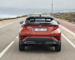 2020 Toyota C-HR Hybrid (Euro-Spec) Rear Wallpapers 150x120 (11)