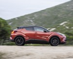2020 Toyota C-HR Hybrid (Euro-Spec) Side Wallpapers 150x120 (24)