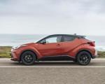 2020 Toyota C-HR Hybrid (Euro-Spec) Side Wallpapers 150x120 (12)