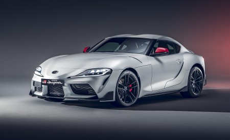 2020 Toyota GR Supra 2.0L Wallpapers HD