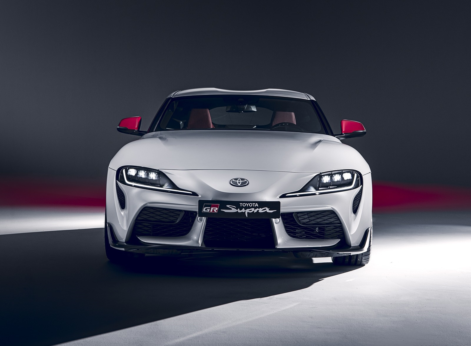 2020 Toyota GR Supra 2.0L Front Wallpapers (3)