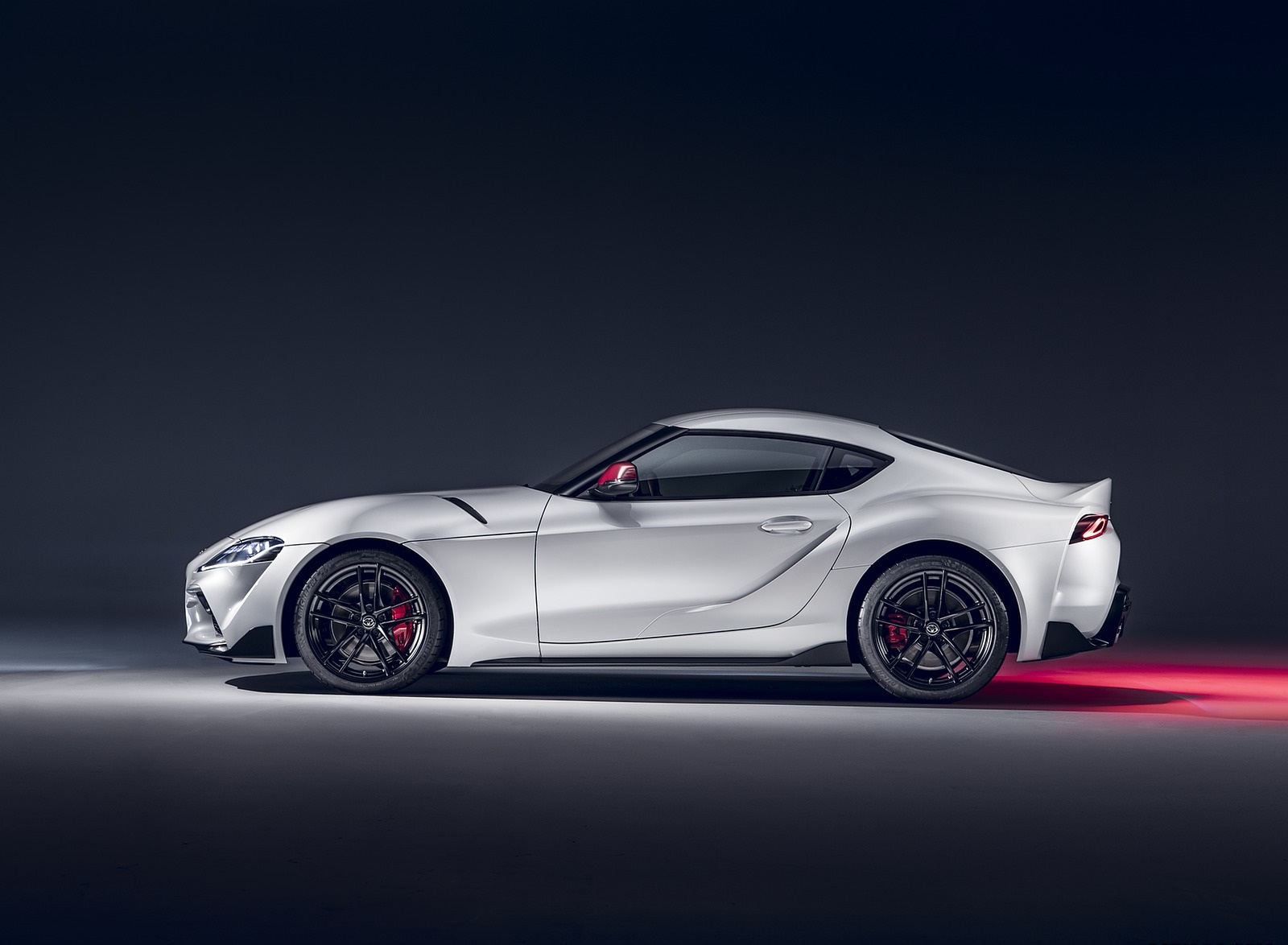 2020 Toyota GR Supra 2.0L Side Wallpapers (2)