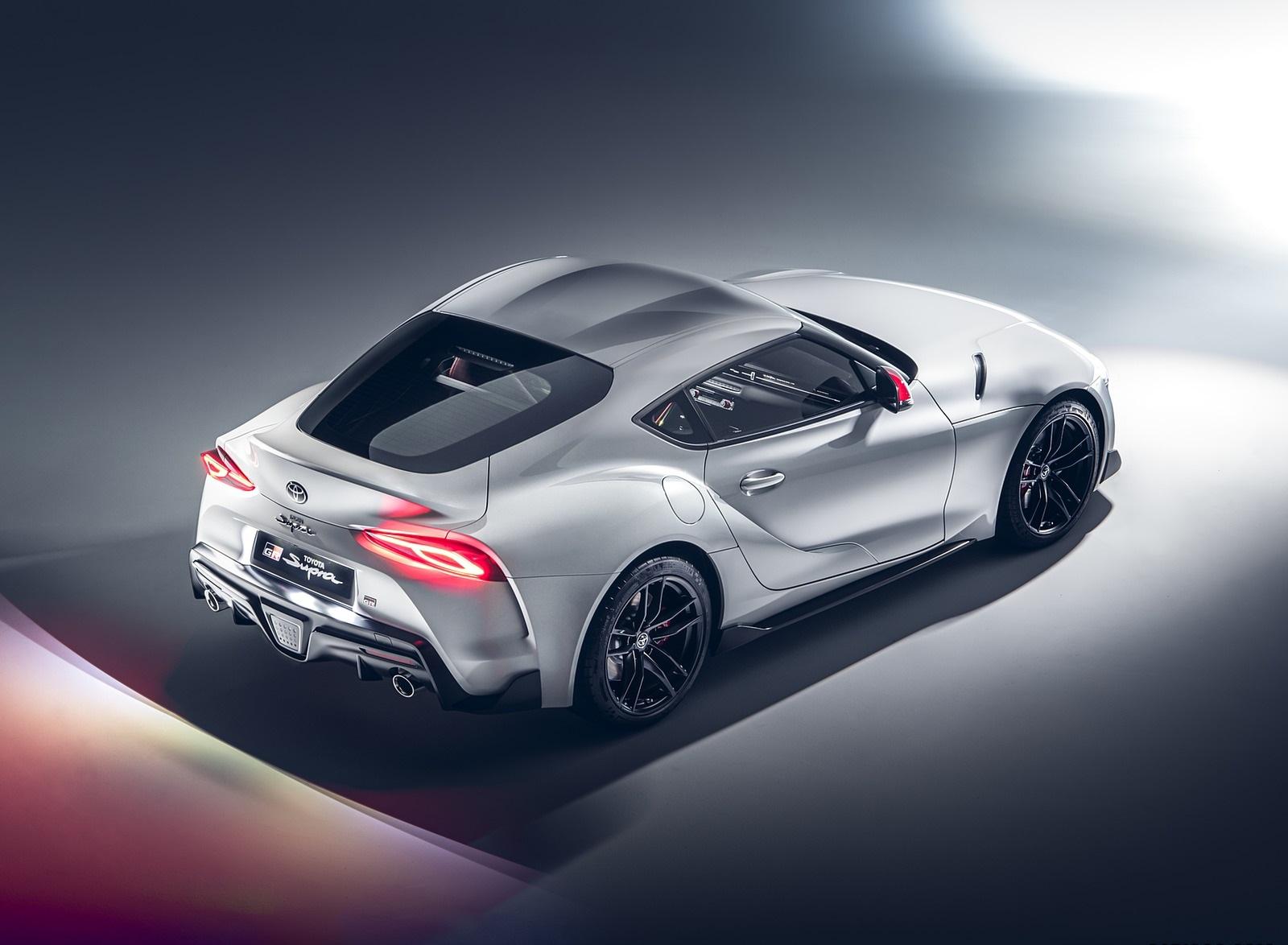 2020 Toyota GR Supra 2.0L Top Wallpapers (6)