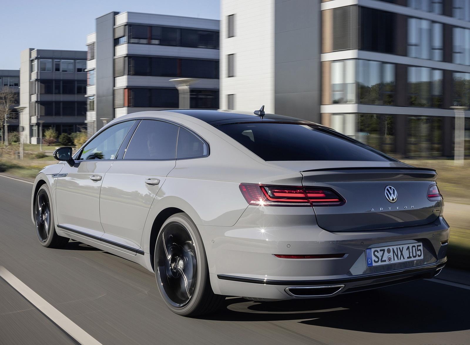 2020 Volkswagen Arteon R-Line Edition Rear Three-Quarter Wallpapers (8)
