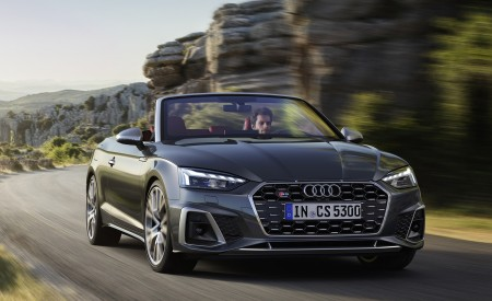 2021 Audi S5 Cabriolet Wallpapers & HD Images
