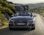 2021 Audi S5 Cabriolet (Color: Daytona Gray) Front Wallpapers 150x120 (2)