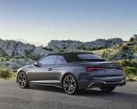 2021 Audi S5 Cabriolet (Color: Daytona Gray) Rear Three-Quarter Wallpapers 150x120 (10)