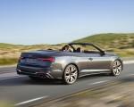 2021 Audi S5 Cabriolet (Color: Daytona Gray) Rear Three-Quarter Wallpapers 150x120 (3)