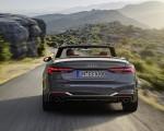 2021 Audi S5 Cabriolet (Color: Daytona Gray) Rear Wallpapers 150x120 (6)