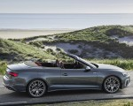 2021 Audi S5 Cabriolet (Color: Daytona Gray) Side Wallpapers 150x120 (12)
