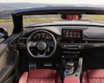 2021 Audi S5 Cabriolet Interior Cockpit Wallpapers 150x120 (16)