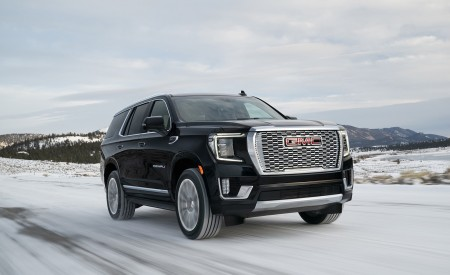 2021 GMC Yukon Denali Wallpapers HD