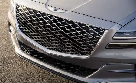 2021 Genesis GV80 Grill Wallpapers 450x275 (26)