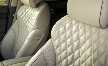 2021 Genesis GV80 Interior Front Seats Wallpapers 450x275 (34)