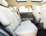 2021 Genesis GV80 Interior Rear Seats Wallpapers 150x120 (33)