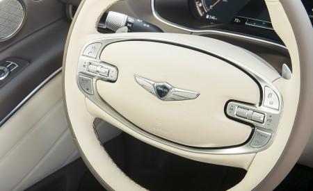 2021 Genesis GV80 Interior Steering Wheel Wallpapers 450x275 (32)