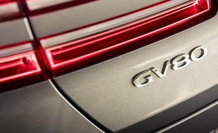2021 Genesis GV80 Tail Light Wallpapers 450x275 (24)