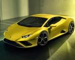 2021 Lamborghini Huracán EVO RWD Front Three-Quarter Wallpapers 150x120 (4)