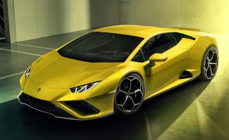 2021 Lamborghini Huracán EVO RWD Front Three-Quarter Wallpapers 450x275 (4)