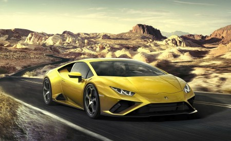 2021 Lamborghini Huracán EVO RWD Wallpapers HD