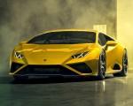 2021 Lamborghini Huracán EVO RWD Front Wallpapers 150x120 (8)