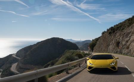 2021 Lamborghini Huracán EVO RWD Front Wallpapers 450x275 (5)