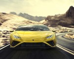 2021 Lamborghini Huracán EVO RWD Front Wallpapers 150x120 (2)