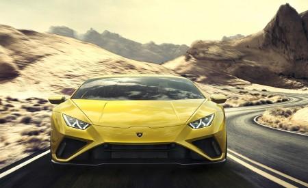 2021 Lamborghini Huracán EVO RWD Front Wallpapers 450x275 (2)