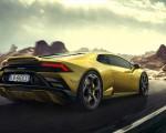 2021 Lamborghini Huracán EVO RWD Rear Three-Quarter Wallpapers 150x120 (6)