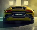 2021 Lamborghini Huracán EVO RWD Rear Wallpapers 150x120 (10)