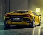 2021 Lamborghini Huracán EVO RWD Rear Wallpapers 150x120 (11)