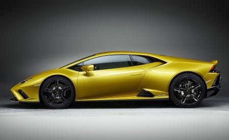 2021 Lamborghini Huracán EVO RWD Side Wallpapers 450x275 (16)