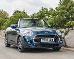 2021 MINI Convertible Sidewalk Edition Front Three-Quarter Wallpapers 150x120 (16)