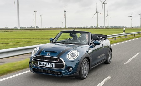 2021 MINI Convertible Sidewalk Edition Wallpapers & HD Images