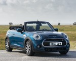 2021 MINI Convertible Sidewalk Edition Front Three-Quarter Wallpapers 150x120 (14)