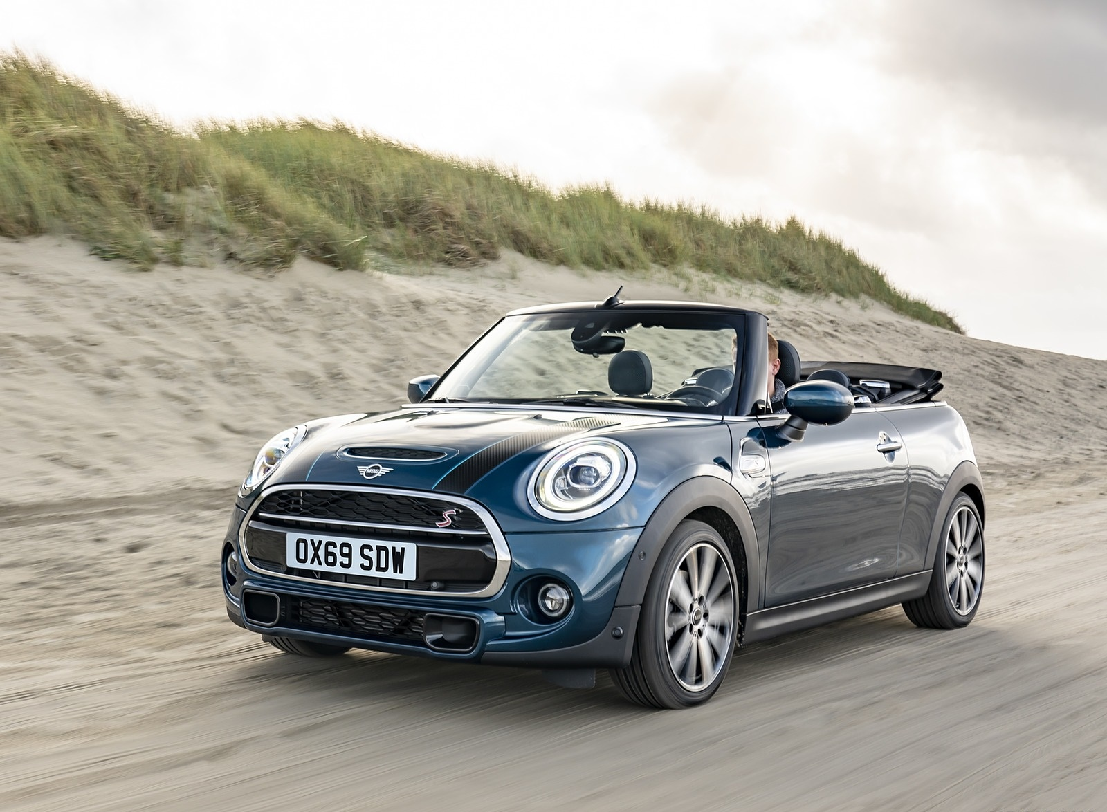 2021 MINI Convertible Sidewalk Edition Front Three-Quarter Wallpapers (8)