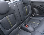 2021 MINI Convertible Sidewalk Edition Interior Rear Seats Wallpapers 150x120 (31)