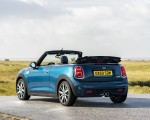 2021 MINI Convertible Sidewalk Edition Rear Three-Quarter Wallpapers 150x120 (19)
