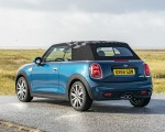 2021 MINI Convertible Sidewalk Edition Rear Three-Quarter Wallpapers 150x120 (18)