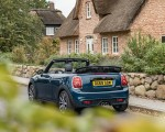 2021 MINI Convertible Sidewalk Edition Rear Three-Quarter Wallpapers 150x120 (9)